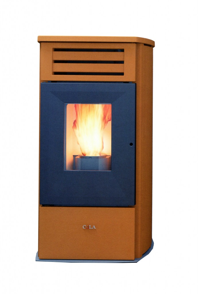 Thermo Orion Acciaio 12.5kW Cuoio (Κωδικός:LS2LCB0Y)